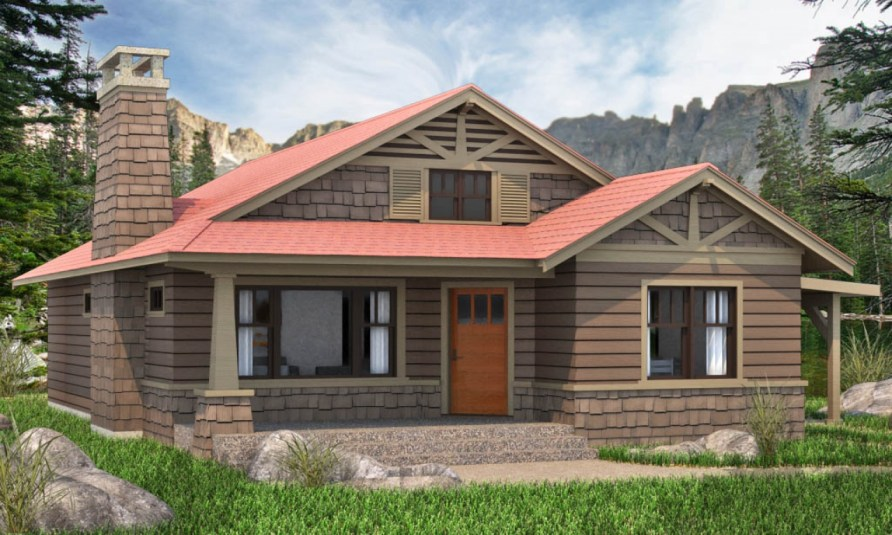 2 Bedroom Cottage House Plans Small 2 Bedroom Cottage, two ...