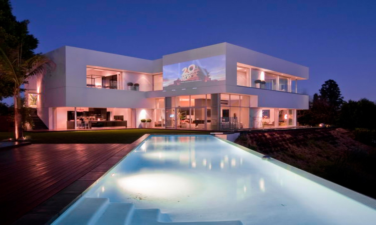 Small Modern House Exterior Design Home Luxury House