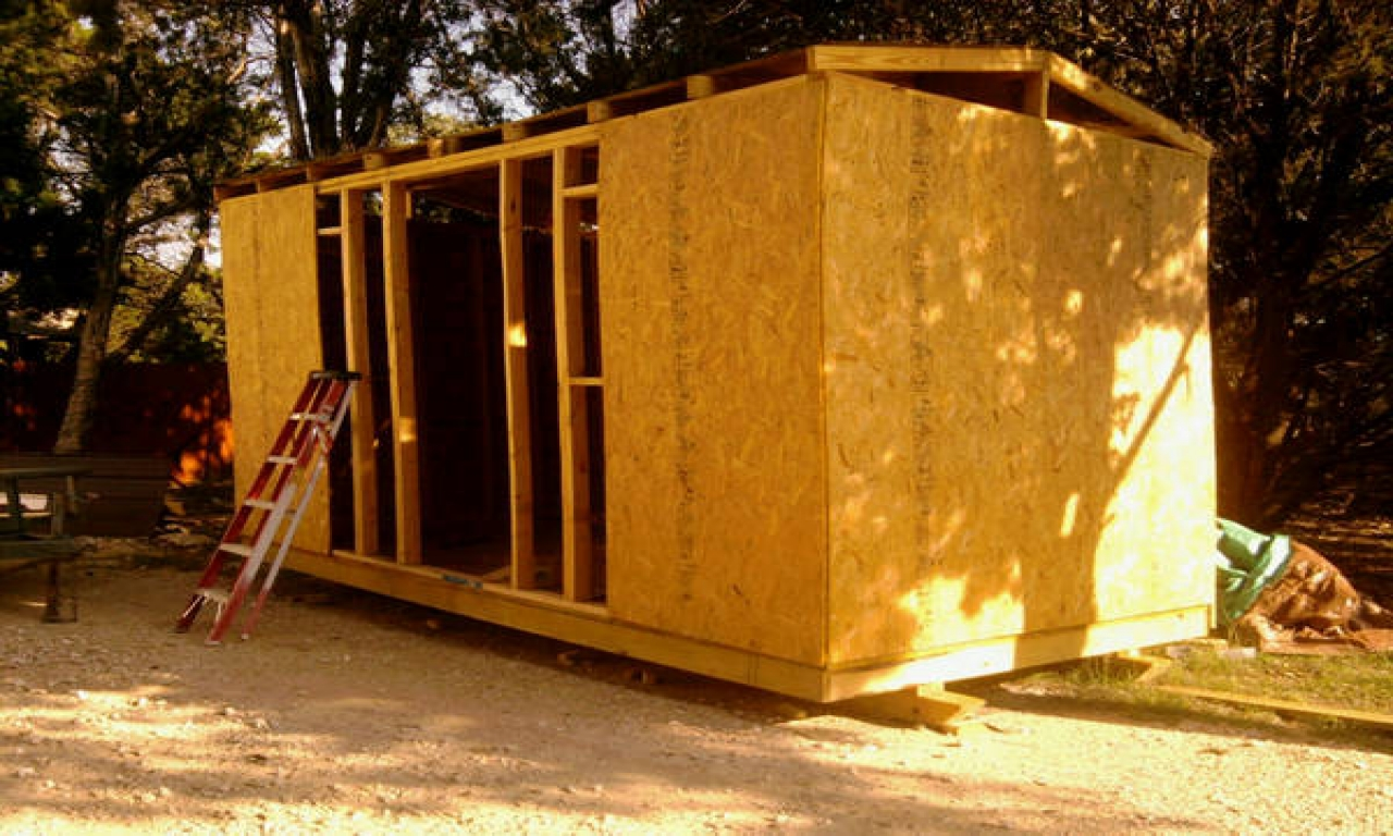 Build Cheap Hunting Cabin Portable Hunting Shacks
