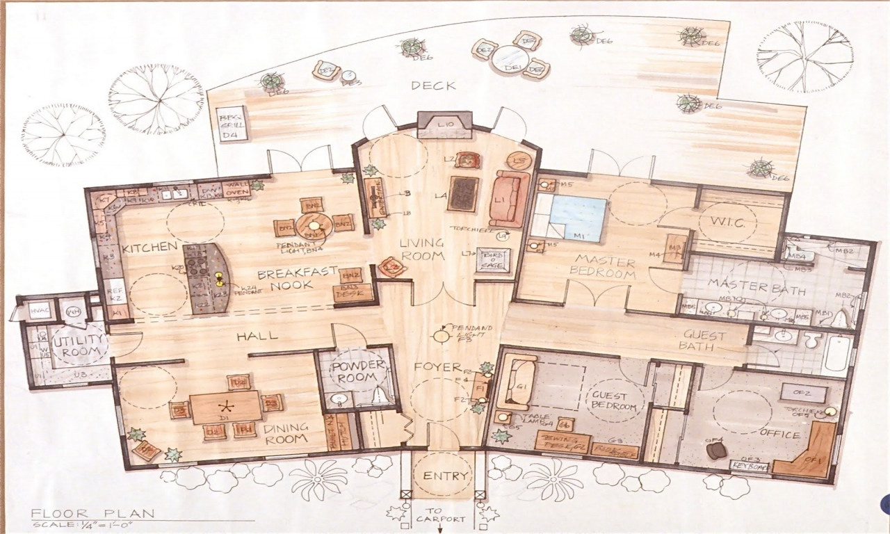 Universal Design Floor Plans Universal Design Bathrooms