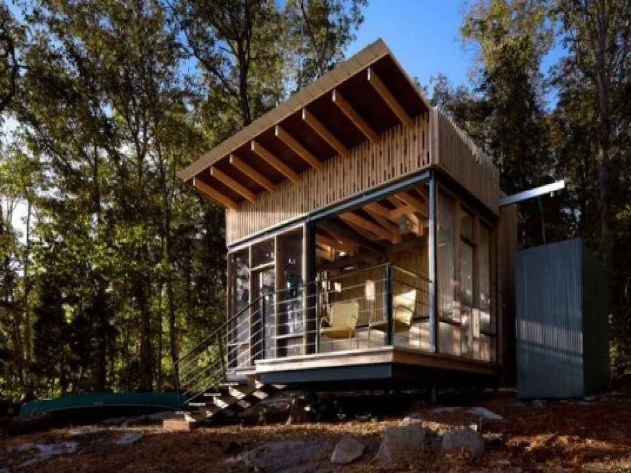 Off Grid Cabin Designs Living Off The Grid Cabin Micro Cottages Plans