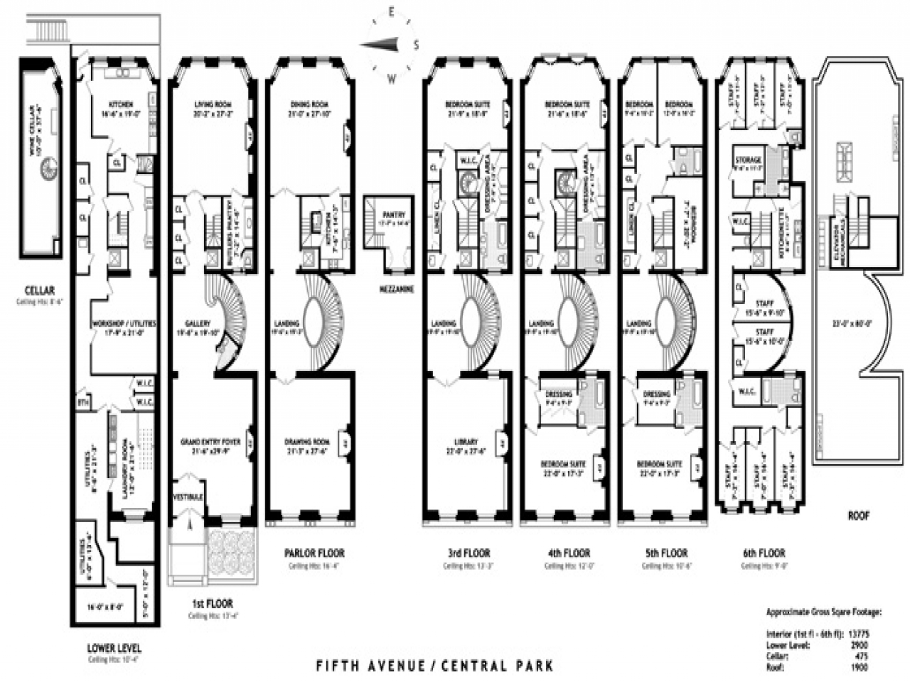 Floor Plans Small Laundry