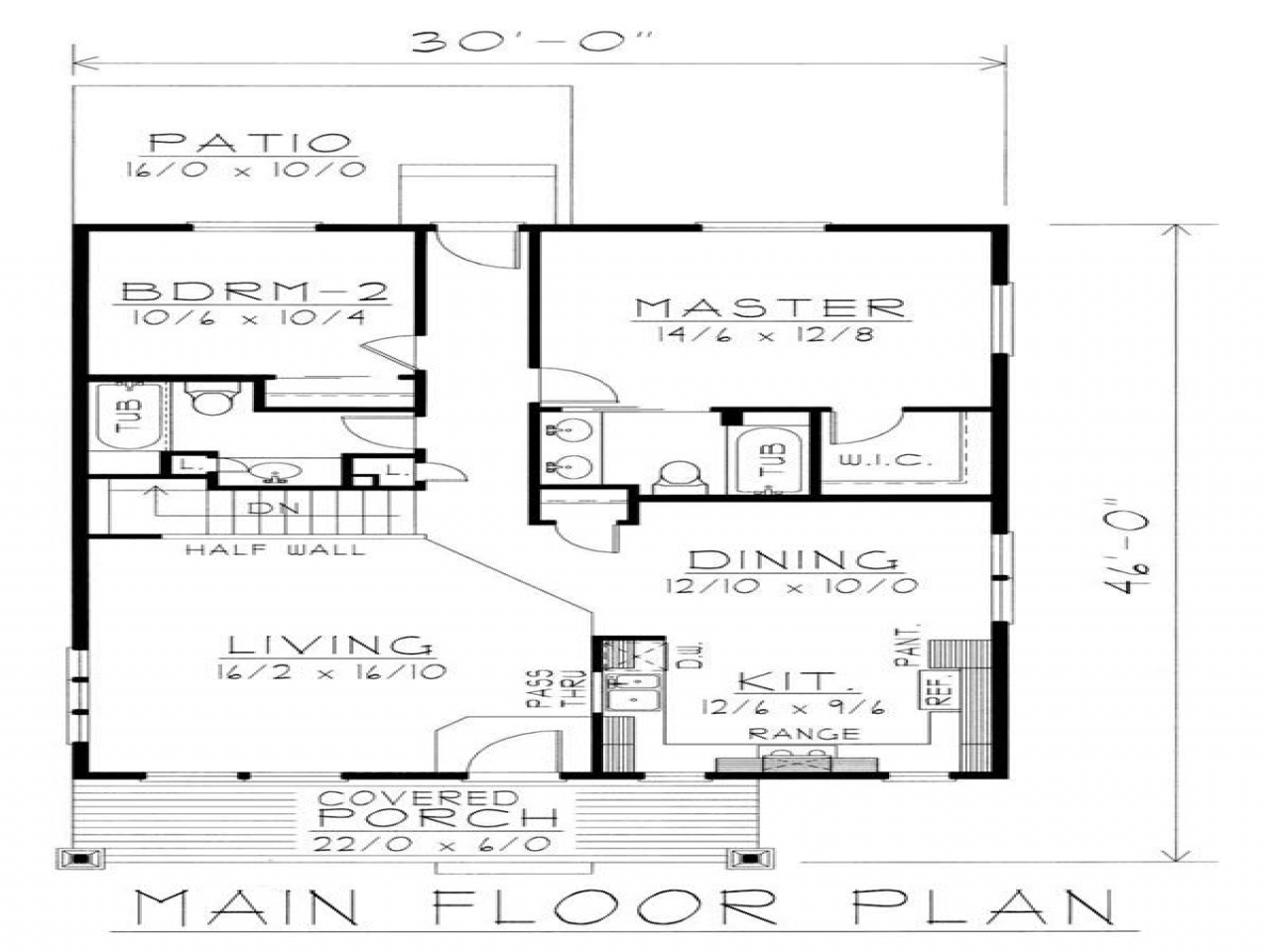 Square Foot House Plans House Plans Under Square