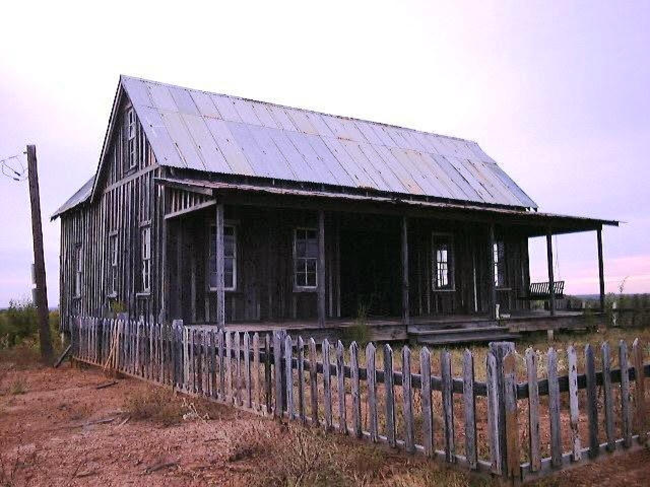 Farm House Plans With Photos Of Inside And Outside Old