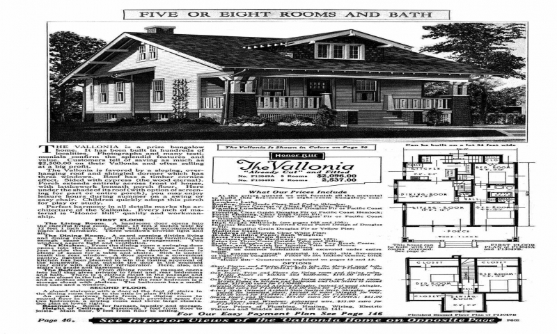 Old Sears Catalog Homes