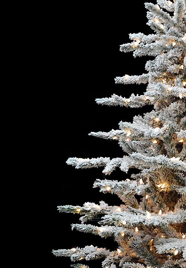 Table Top Artificial Christmas Trees Lights