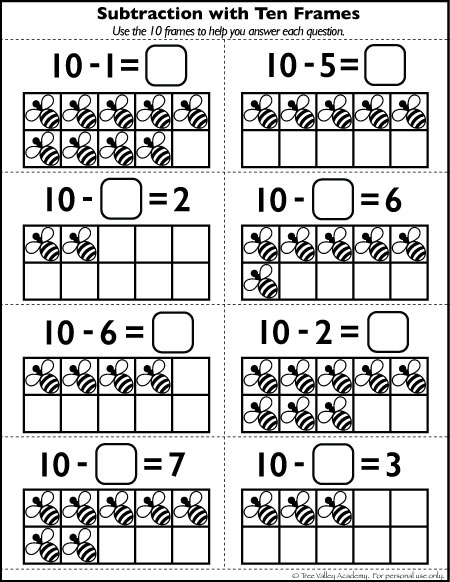 Number Study Ten