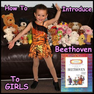 How to Introduce Beethoven the Composer to Girls