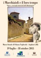 I Macchiaioli e il loro tempo – dal 19 luglio al 18 ottobre 2015