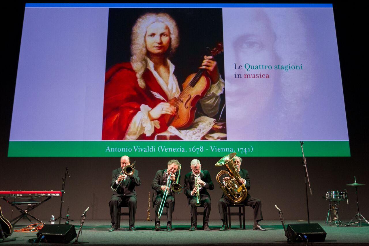 NON CI SONO PIU' LE QUATTRO STAGIONI – 29 Novembre- Teatro Puccini, Firenze