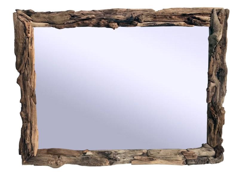 Großer Treibholz Spiegel Driftwoods