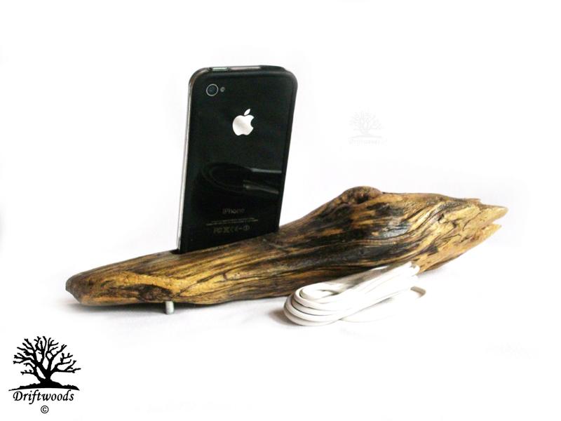 ladestation-iphone-treibholz