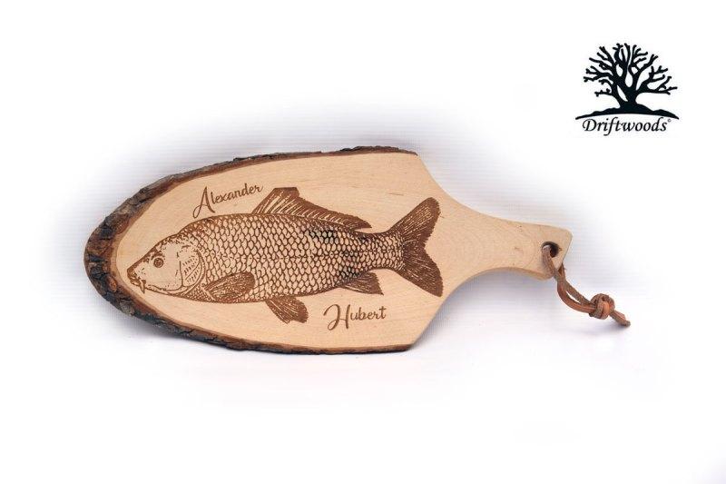 rindenbrett-fisch