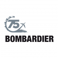 Bombardier logo 75
