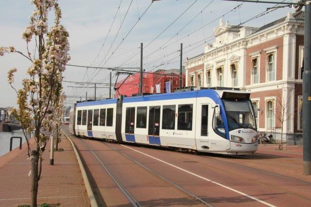 HTM tram Nieuw