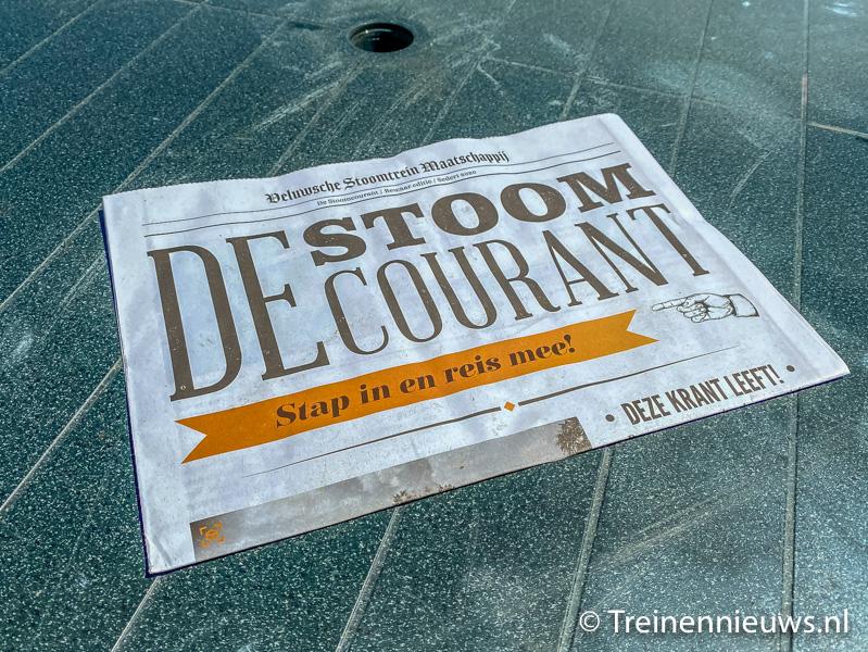 VSM De StoomCourant