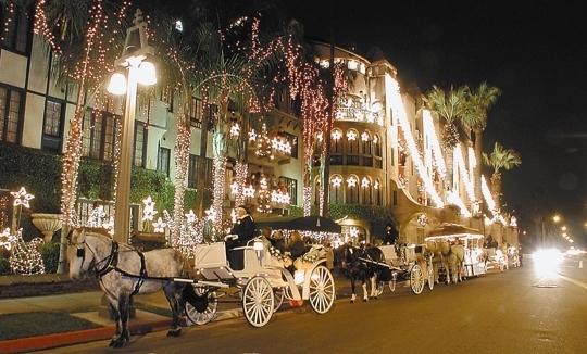 Christmas Lights Bay Area