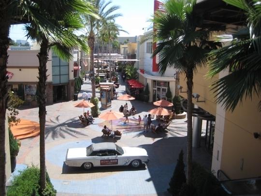 Carmel California Shopping District
