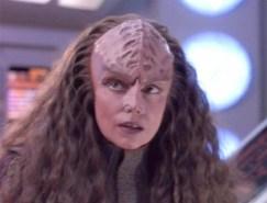 Tricia klingon