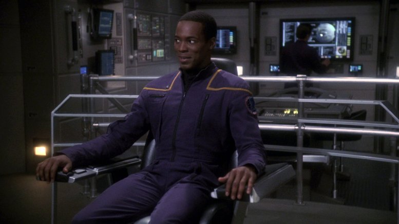 Mayweather na cadeira do capitão