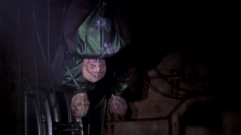 alienígenas mortos Enterprise 1x02 Fight or Flight