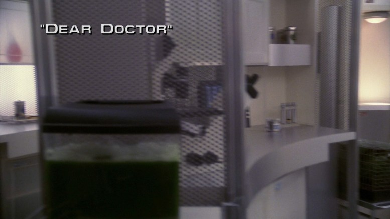 Title card Enterprise Dear Doctor