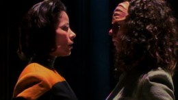 B'Elanna humana e B'Elanna klingon