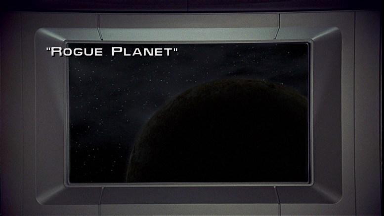 Title card Enterprise Rogue Planet