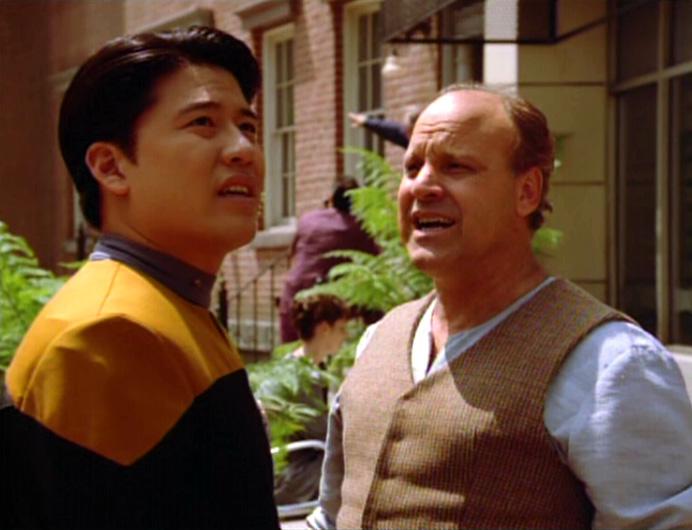 Harry Kim e Cosimo