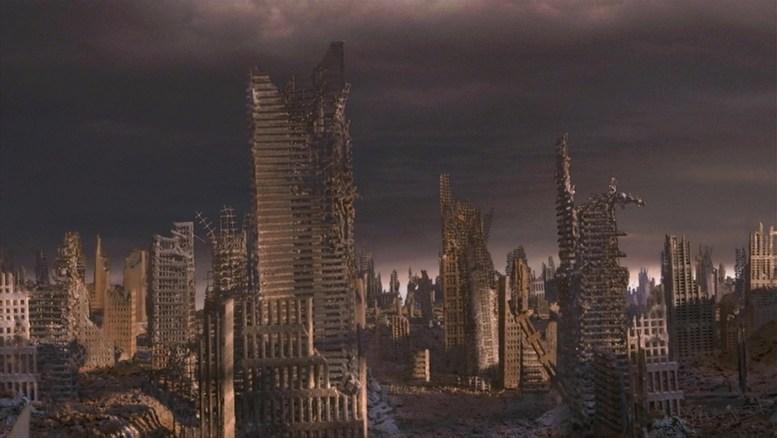 São Francisco destruída no século 31