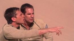 Archer e Tucker no deserto