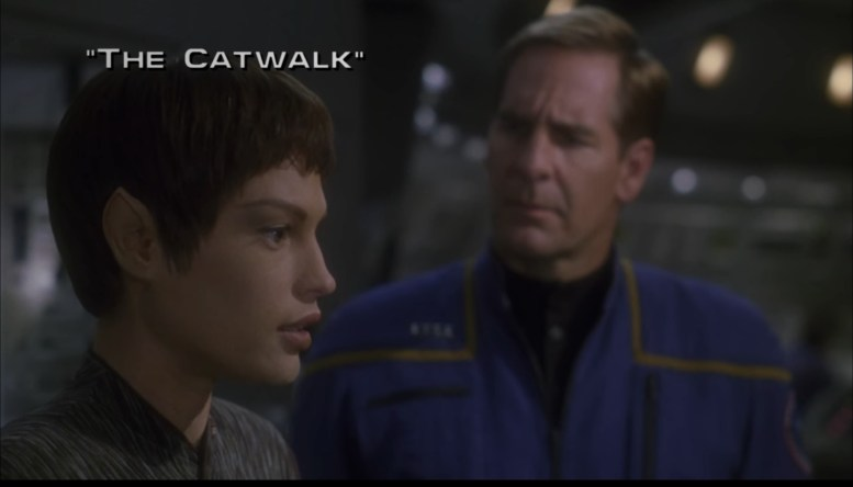 Title Card Enterprise Catwalk