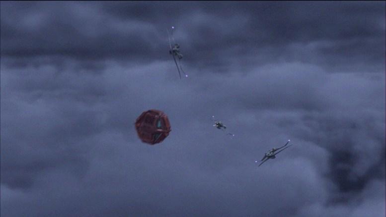 Trip e T'Pol em nave suliban indo resgatar Archer e Reed
