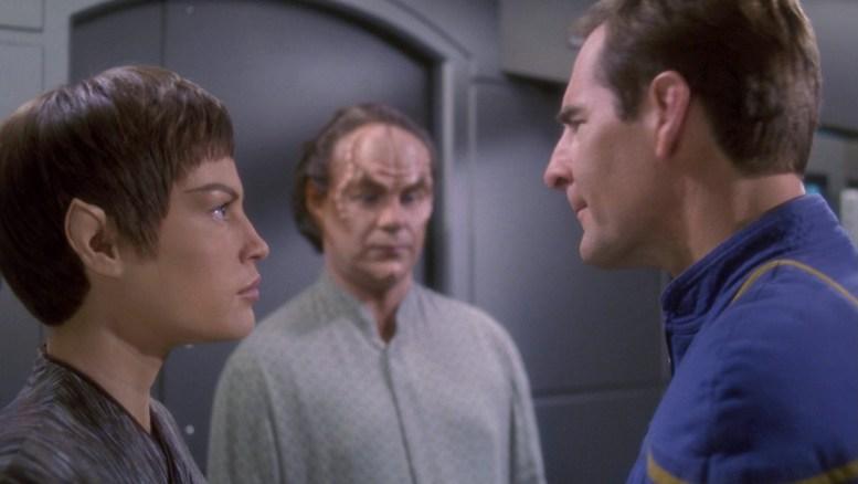 T'Pol, Phlox e Archer