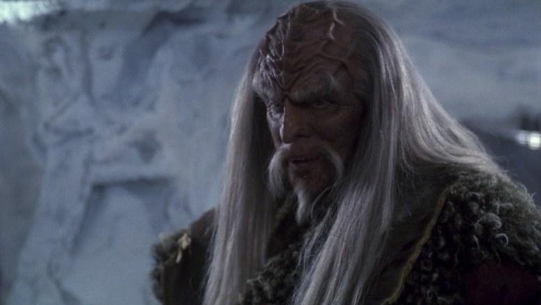 Klingon Kolos em Rura Penthe