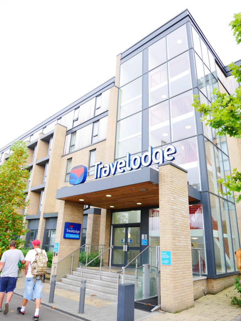 A Travelodge hotel