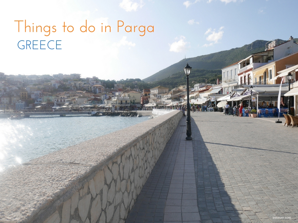 Things to do in Parga Greece