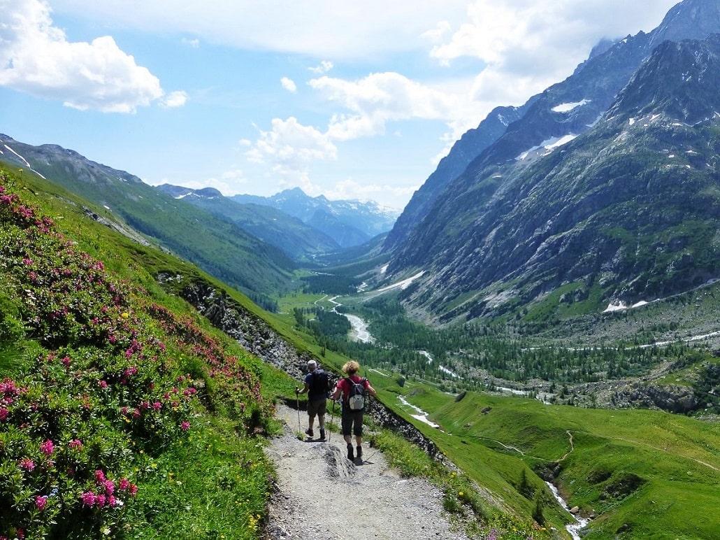 Faire le Tour du Mont Blanc avec un guide en 7 jours