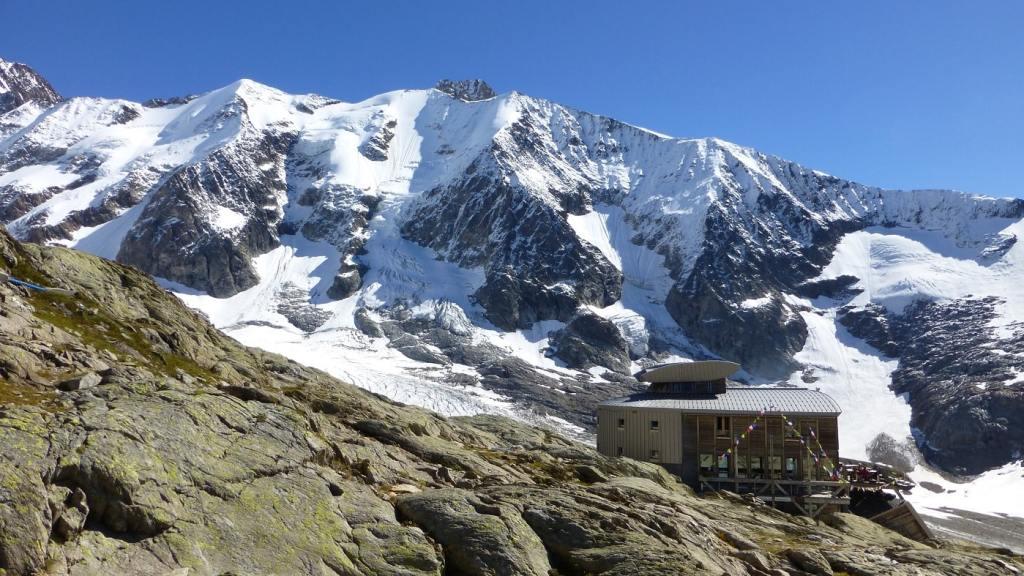 Refuges sur le Tour du Mont Blanc