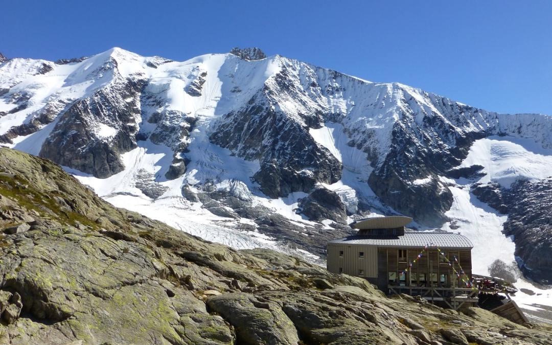 Les refuges sur le Tour du Mont Blanc en 2021