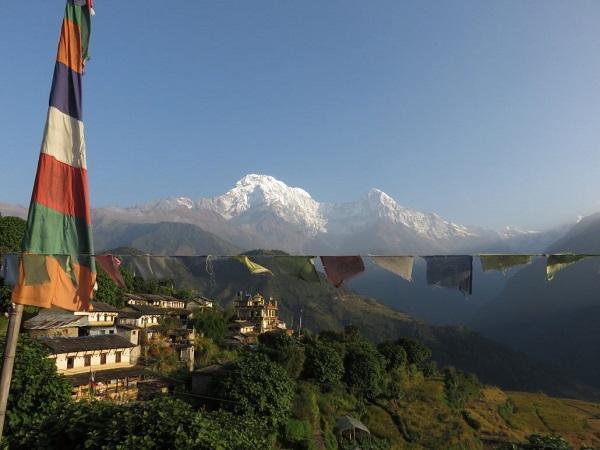 trek au népal