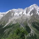 Tour du Mont Blanc Haute Route - Tré la Tête