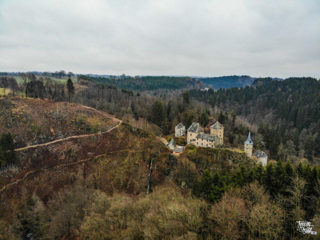 château de reinhardstein rénastène warche