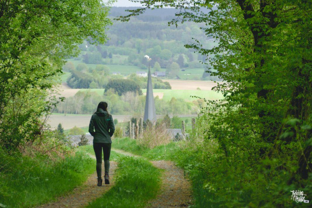 Tillet, Sainte-Ode randonnée en Ardenne