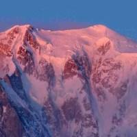Ciaspolata fotografica: Il Balcone sul Monte Bianco
