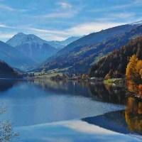 Trekking fotografico Autunno in Val D'Ultimo, i larici centenari