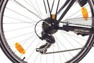KS Cycling Herren Trekkingrad Schaltung