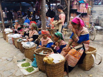 Sapa Bac Ha Market 3 Nights