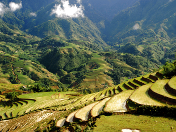 Sapa Market and Chay River 4 Nights