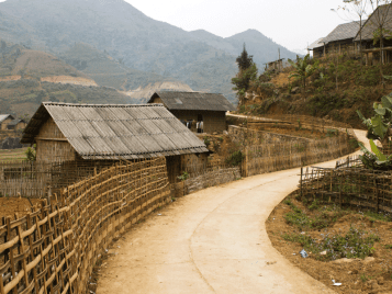 Cycle Fansipan's Westside in Sapa 3 Days